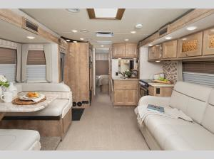 Inside - 2020 Concord 300TS Ford Motor Home Class C