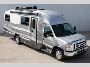 Outside - 2020 Platinum 271XL FD Motor Home Class B+