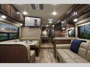 Outside - 2021 Four Winds 31Y Motor Home Class C