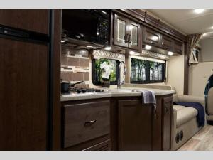Inside - 2021 Four Winds 31Y Motor Home Class C
