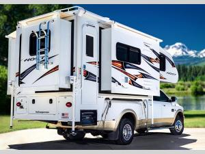 Inside - 2019 Host Campers Mammoth 11.5 Truck Camper