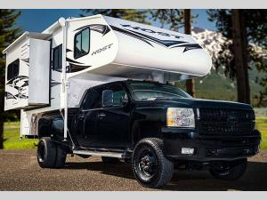 Outside - 2019 Host Campers Cascade 10.5 Truck Camper