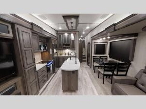 Outside - 2020 Wildcat 384MB Fifth Wheel