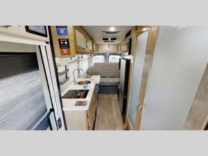 Outside - 2021 Beyond 22C RWD Motor Home Class B