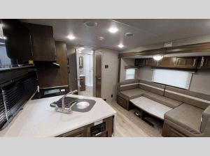 Outside - 2020 Flagstaff Micro Lite 25BDS Travel Trailer