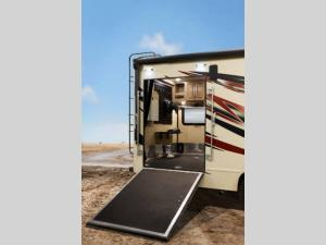 Outside - 2021 Outlaw 29S Motor Home Class C - Toy hauler