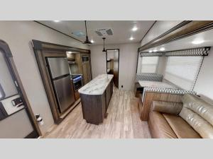 Outside - 2020 Chaparral Lite 29BH Fifth Wheel