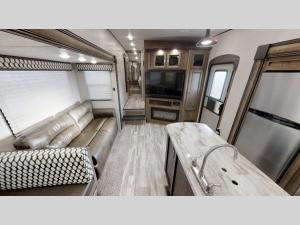 Inside - 2020 Chaparral Lite 29BH Fifth Wheel