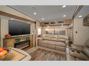 Inside - 2020 Chaparral Lite 285RLS Fifth Wheel