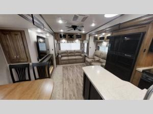 Inside - 2020 Chaparral 391QSMB Fifth Wheel
