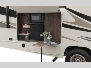 Outside - 2020 Freelander 32DS Ford 450 Motor Home Class C