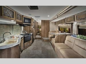 Outside - 2020 Freelander 28SS Ford 450 Motor Home Class C