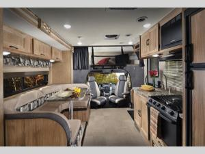 Outside - 2019 Prism 2150 CB Motor Home Class C - Diesel