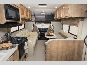 Outside - 2021 Leprechaun 260RS Ford 350 Motor Home Class C