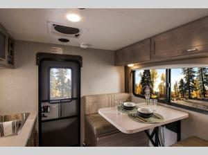 Inside - 2020 Adventurer 901SB Truck Camper