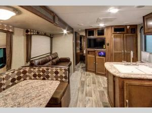 Outside - 2018 Passport 3350BHWE Grand Touring Travel Trailer