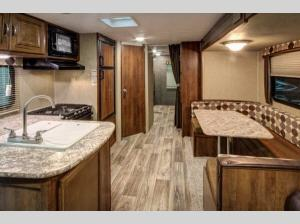 Inside - 2018 Passport 3350BHWE Grand Touring Travel Trailer