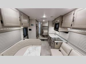Outside - 2021 Freelander 26RS Chevy 4500 Motor Home Class C