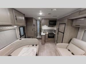 Outside - 2021 Freelander 26DS Chevy 4500 Motor Home Class C