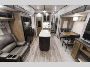 Outside - 2019 Chaparral 392MBL Fifth Wheel