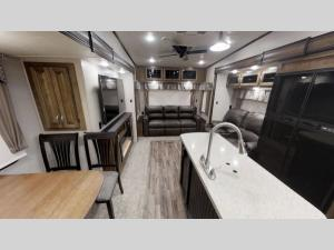 Inside - 2019 Chaparral 392MBL Fifth Wheel