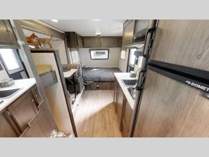 Outside - 2020 Clipper Ultra-Lite 17BHS Travel Trailer