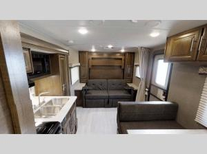Outside - 2020 Flagstaff Micro Lite 23FBKS Travel Trailer
