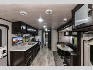 Outside - 2021 North Trail 22FBS Travel Trailer