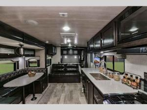 Inside - 2021 North Trail 22FBS Travel Trailer