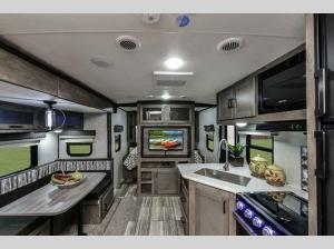 Outside - 2021 North Trail 24BHS Travel Trailer