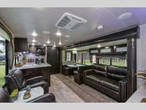 Outside - 2021 North Trail 28RKDS Travel Trailer