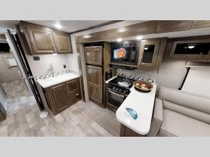 Inside - 2020 Rockwood Signature Ultra Lite 8324BS Travel Trailer