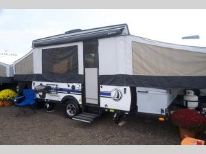 Outside - 2021 Clipper Camping Trailers 1285SST Classic Folding Pop-Up Camper
