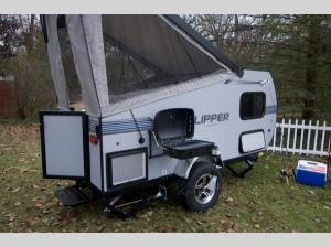 Outside - 2021 Clipper Camping Trailers 9.0TD Express Folding Pop-Up Camper