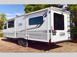 Inside - 2021 Lance Travel Trailers 2465 Travel Trailer