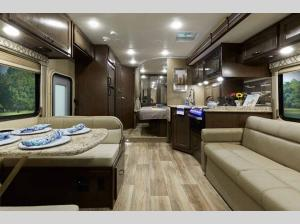 Outside - 2020 Four Winds 27R Motor Home Class C