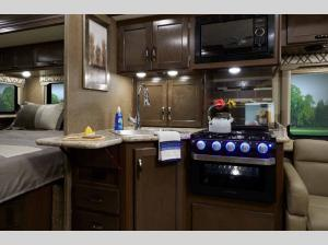 Inside - 2020 Four Winds 27R Motor Home Class C