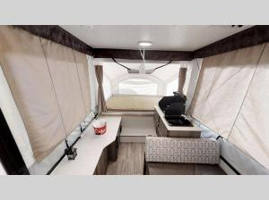 Outside - 2020 Clipper Camping Trailers 106 Sport Folding Pop-Up Camper