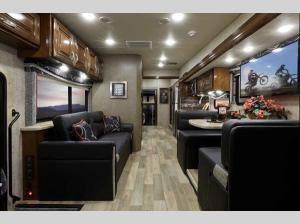 Outside - 2020 Outlaw 38MB Motor Home Class A - Toy Hauler