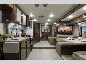 Outside - 2021 Quantum GS27 Chevy Motor Home Class C