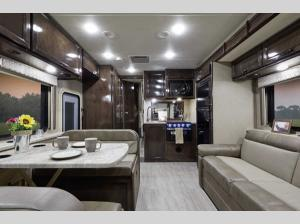 Outside - 2021 Quantum LH26 Chevy Motor Home Class C