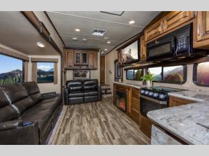 Outside - 2019 Reflection 28BH Fifth Wheel