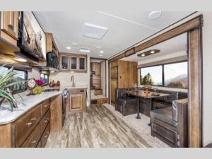 Inside - 2019 Reflection 285BHTS Travel Trailer