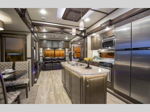 Outside - 2018 Solitude 360RL Fifth Wheel