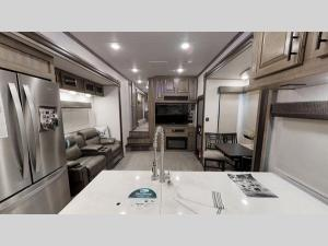 Outside - 2020 Vengeance Touring Edition 395KB13 Toy Hauler Fifth Wheel