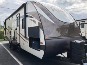 Outside - 2020 Wildcat 292QBD Travel Trailer