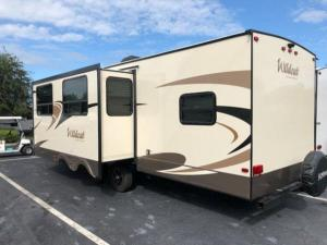 Inside - 2020 Wildcat 292QBD Travel Trailer