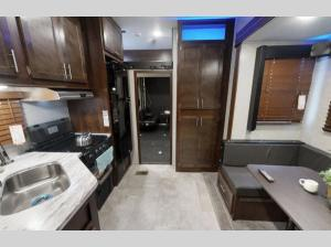 Inside - 2020 Vengeance Rogue 311A13 Toy Hauler Fifth Wheel