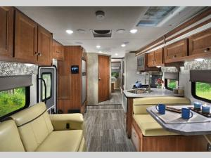 Outside - 2020 Forester 3271S Ford Motor Home Class C