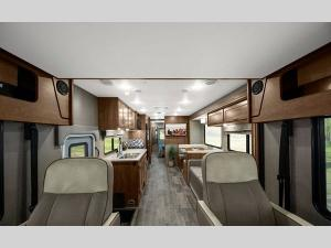 Outside - 2019 Intent 30R Motor Home Class A